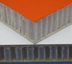 frp honeycomb panel