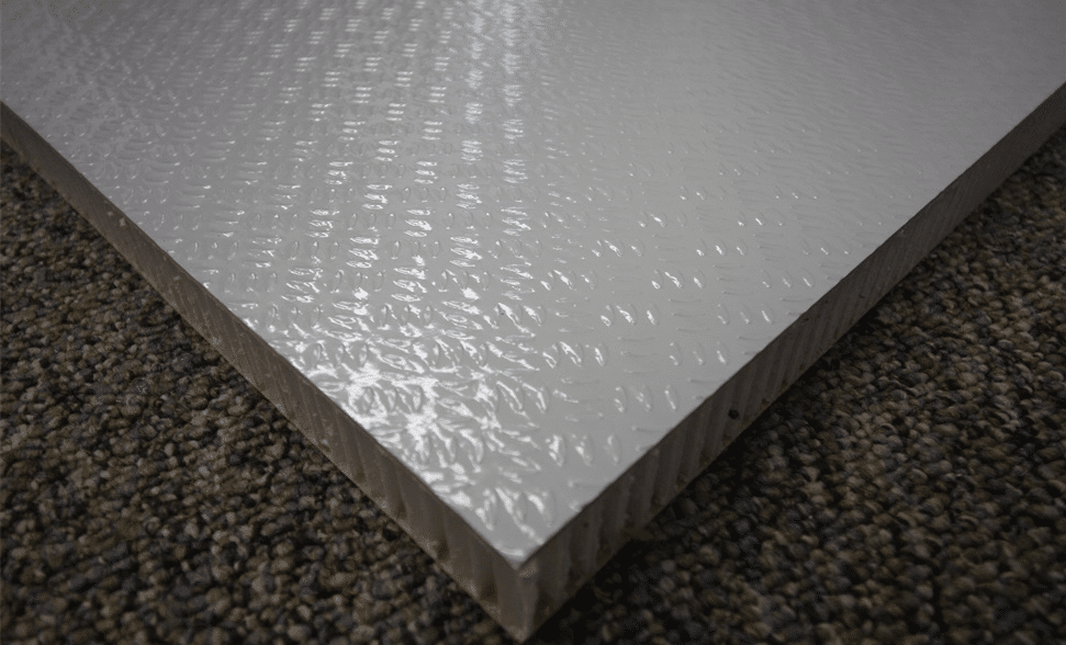anti slip grp honeycomb